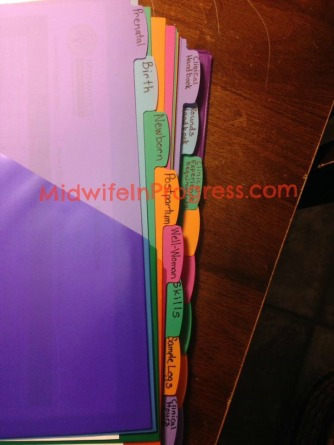 Clinical binder tabs watermarked